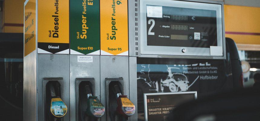 Tre bränslealternativ